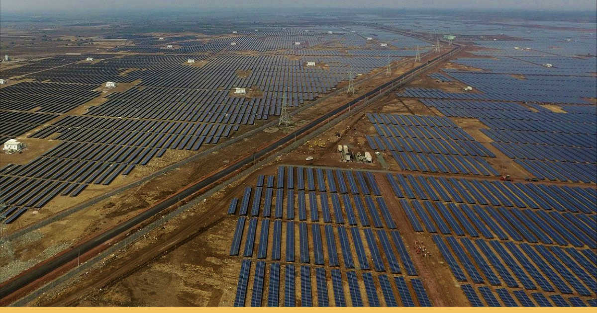 A Tale of Two Phases of Anantapur Solar Park